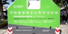 Embedded thumbnail for 1º Ecocentro móvel do país está em Cascais
